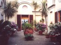 Átrium kláštora vo Florencii