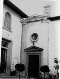 Prvý kláštor (Via luigi Lanzi)